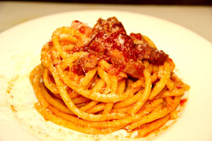 Bucatini-all'amatriciana