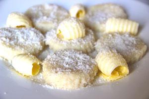 Gnocchi-romana